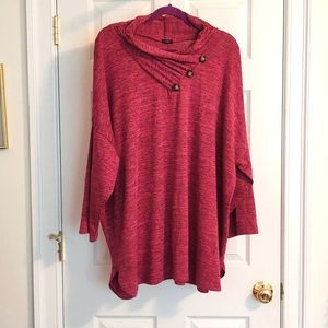 *SALE* BNWOT Pullover Sweater Tunic Size 3X